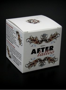 After Tattoo 18 x 40ml.