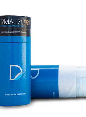 Dermalize Pro - Protective Tattoo Film Roll