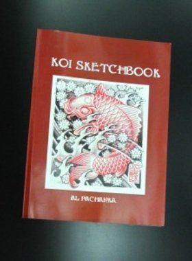 Koi Sketch Book - Al Pachanka