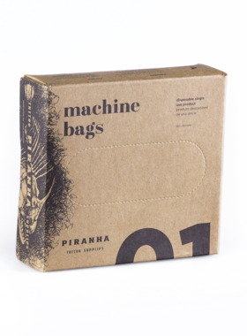 Piranha Machines Bags - 500бр.
