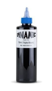 Dynamic Tattoo Ink - Triple Black - 240ml.(8oz.)