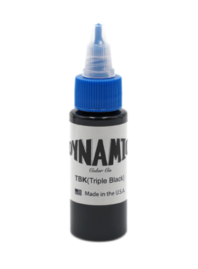 Dynamic Tattoo Ink - Triple Black - 30ml.(1oz.)