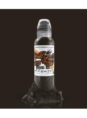 World Famous Tattoo Ink - Badlands Brown 30ml.
