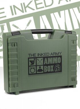 THE INKED ARMY - Ammo Box - Cartridges