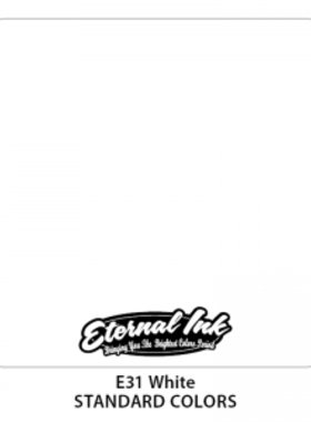 Eternal Tattoo Ink - White