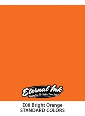 Eternal Tattoo Ink - Bright Orange 30ml.