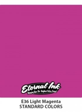 Eternal Tattoo Ink - Light Magenta 30ml.