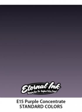 Eternal Tattoo Ink - Purple Concentrate 30ml.