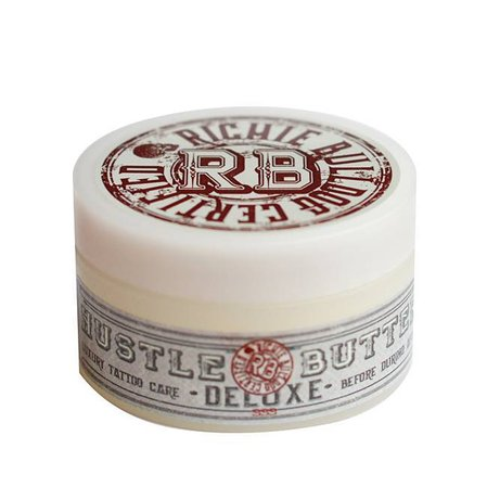 Hustle Butter Deluxe® Tub Organic Tattoo Care 150ml (5oz)