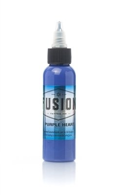 Fusion Tattoo Ink - Purple Heart 30ml.