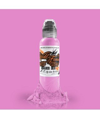 World Famous Tattoo Ink - Bali Pink 30ml.