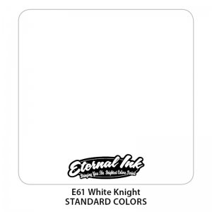 Eternal Tattoo Ink - White Knight 30ml.