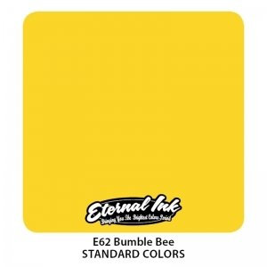 Eternal Tattoo Ink - Bumble Bee 30ml.