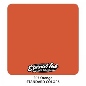 Eternal Tattoo Ink - Orange 30ml.