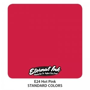 Eternal Tattoo Ink - Hot Pink 30ml.