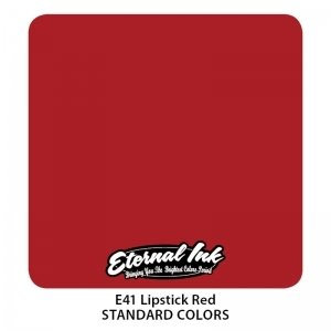 Eternal Tattoo Ink - Lipstick Red 30ml.