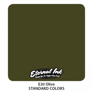 Eternal Tattoo Ink - Olive 30ml.