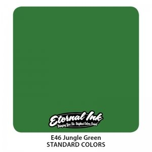 Eternal Tattoo Ink - Jungle Green 30ml.