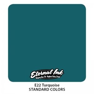 Eternal Tattoo Ink - Turquoise 30ml.