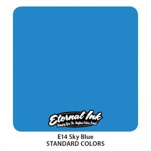 Eternal Tattoo Ink - Sky Blue 30ml.
