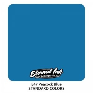 Eternal Tattoo Ink - Peacock Blue 30ml.