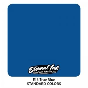 Eternal Tattoo Ink - True Blue 30ml.
