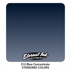 Eternal Tattoo Ink - Blue Concentrate 30ml.