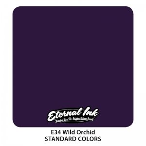 Eternal Tattoo Ink - Wild Orchid 30ml.