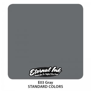 Eternal Tattoo Ink - Gray 30ml.