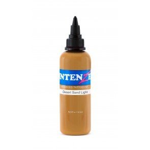 IntenZe Tattoo Ink - Desert Sand Light 1oz./30ml.